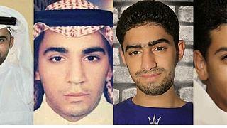 حملة لرفع السيف عن اعناق 14 شخصاً في السعودية