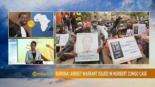 Burkina faso : mandat d'arrêt international contre François Compaoré [The Morning Call]