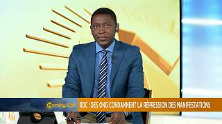 DRC protests: Rights groups condemn police brutality [The Morning Call]