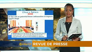 Press Review of August 2, 2017 [The Morning Call]
