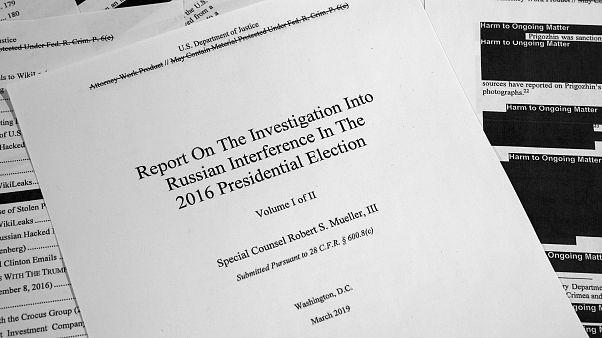 Image: Mueller Report