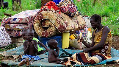 Les difficiles conditions de vie des déplacés du Kasaï