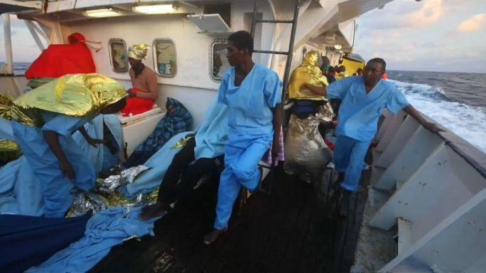 Bloccata nave di ong al largo di Lampedusa