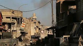 Elismerését követeli az iraki katonai szervezet