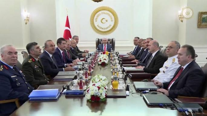 Turchia: sostituiti i capi delle forze di terra, marina e aeronautica