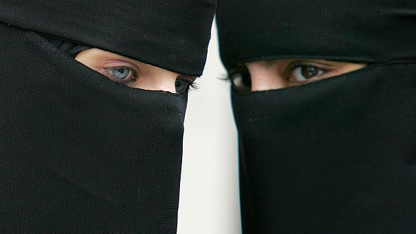 Bus seats mistaken for burqas by members of anti-immigrant group in Norway
