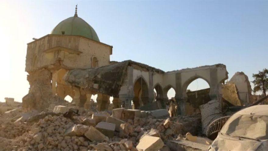 Több segítséget kér Irak Moszul újjáépítéséhez