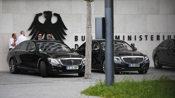 German carmakers and politicians agree on a deal to cut harmful emissions