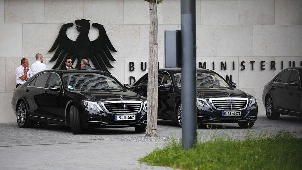 Acordo no setor automóvel alemão