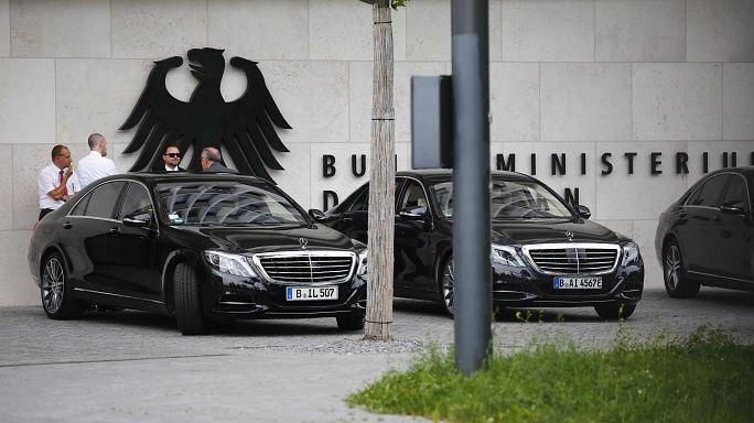 Dízel-csúcstalálkozó Németországban
