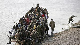 Displaced South Sudanese return to rebuild Malakal town