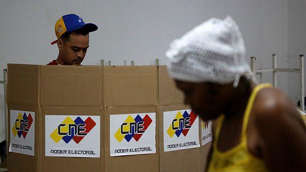 Denuncian manipulación en los comicios a la Constituyente venezolana