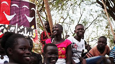 Les enfants réfugiés sud-soudanais retrouvent une seconde vie en Ouganda