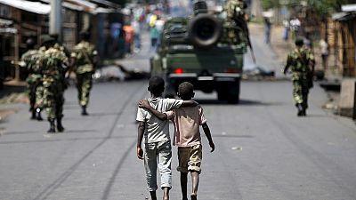 Burundi : le Sénat valide la création d'un Conseil de l'unité nationale et de la réconciliation