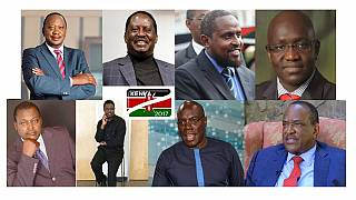 Meet the eight candidates for Kenya's 2017 presidential elections