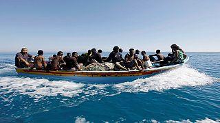 Une mission navale italienne dans les eaux libyennes