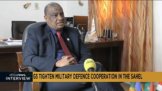 [Interview] Joint anti-terrorism force in the Sahel gradually taking shape