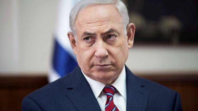 نتانياهو يتدخل لمنع عراك بين نائبين اسرائيلي وأردني