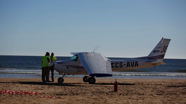 Un avion de tourisme tue deux personnes sur une plage