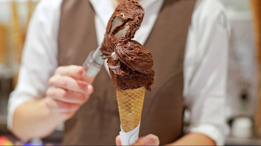 Gelato: Italians do it better