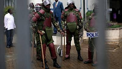 Kenyan election official was strangled, tortured