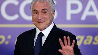 Brezilya Devlet Başkanı Temer'in yargılanmasına izin yok