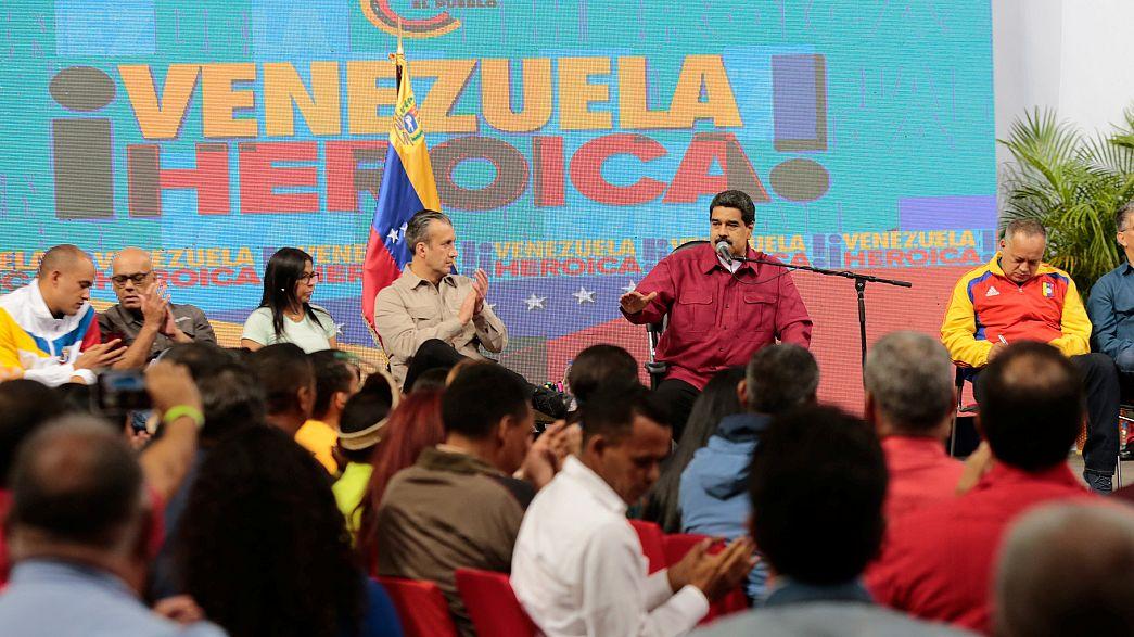 Maduro elhalasztotta az alkotmányozó nemzetgyűlés összehívását