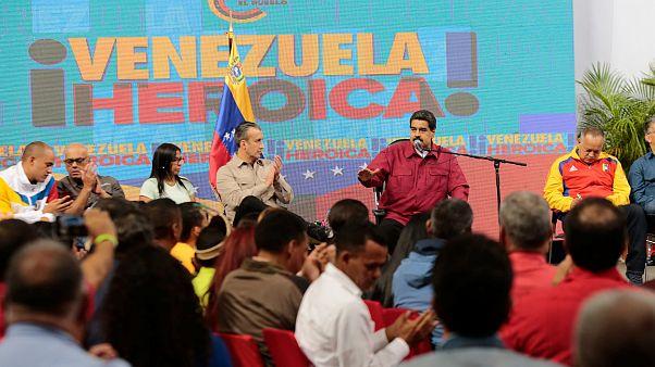"""Maduro teilt aus: """"Dämlicher Smartmatic-Chef"""""""