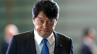 تعديل وزاري في اليابان يشمل وزيري الخارجية والدفاع