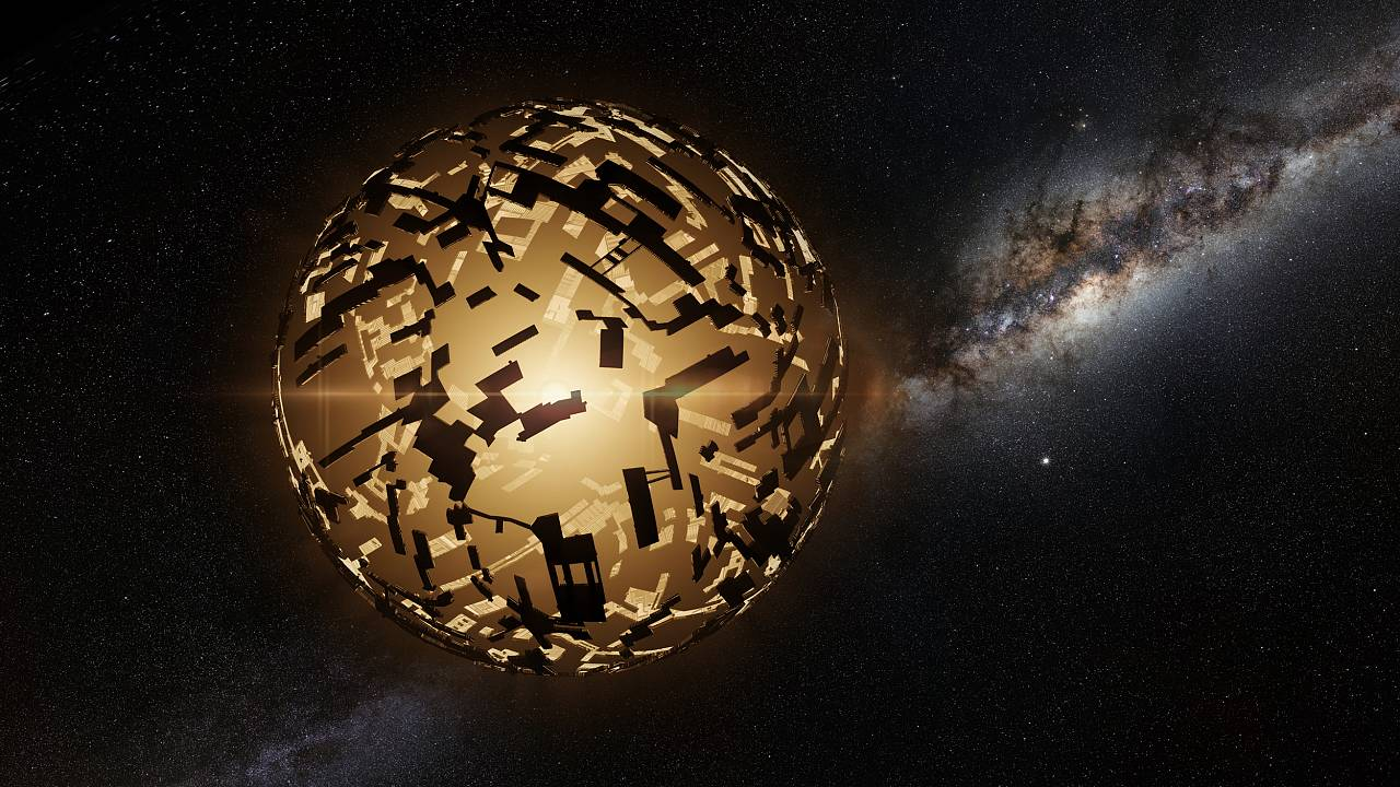 Image: Dyson sphere