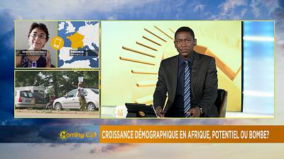 Is Africa's population growth rate a ticking time bomb? [The Morning Call]
