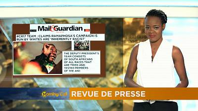 Press Review of August 3, 2017 [The Morning Call]