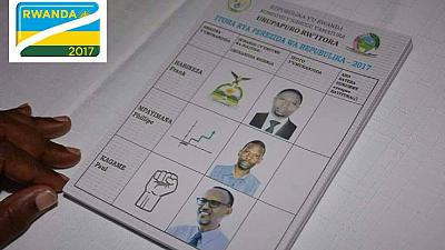 Rwanda has re-elected president Kagame with more than 98% of the vote