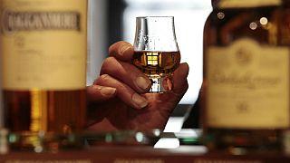 St. Moritz: 8.700 € für ein Glas Whisky