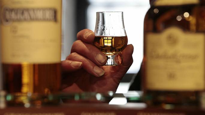 Man pays €8,700 for a glass of whisky