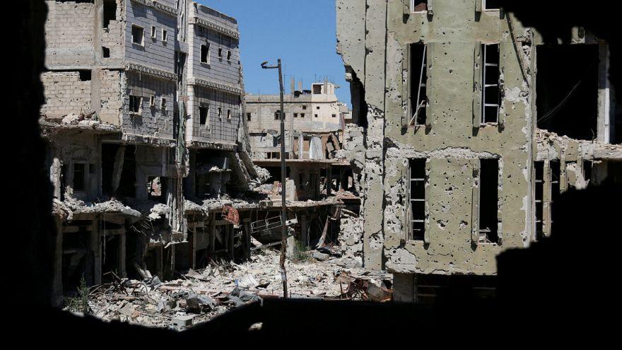 Trêve dans la province de Homs