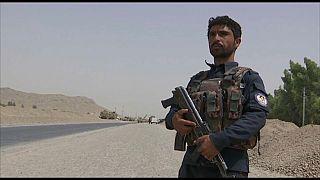 Anschlag auf NATO-Konvoi in Afghanistan: 2 Tote und 4 Verletzte