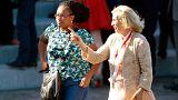 """""""La meuf est dead"""" : Sibeth N'Diaye dément avoir écrit le sms"""