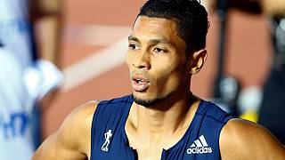 'I'm ready to be the next Usain Bolt' - South Africa's van Niekerk