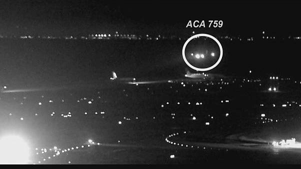 New images of Air Canada near miss revealed