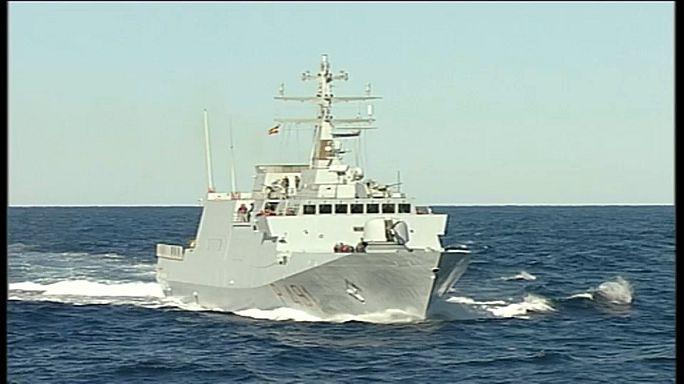Italia patrullará las aguas libias