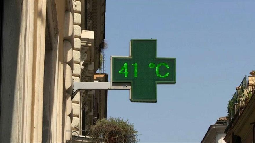 Europa a 40°, si salvano solo le regioni del Nord
