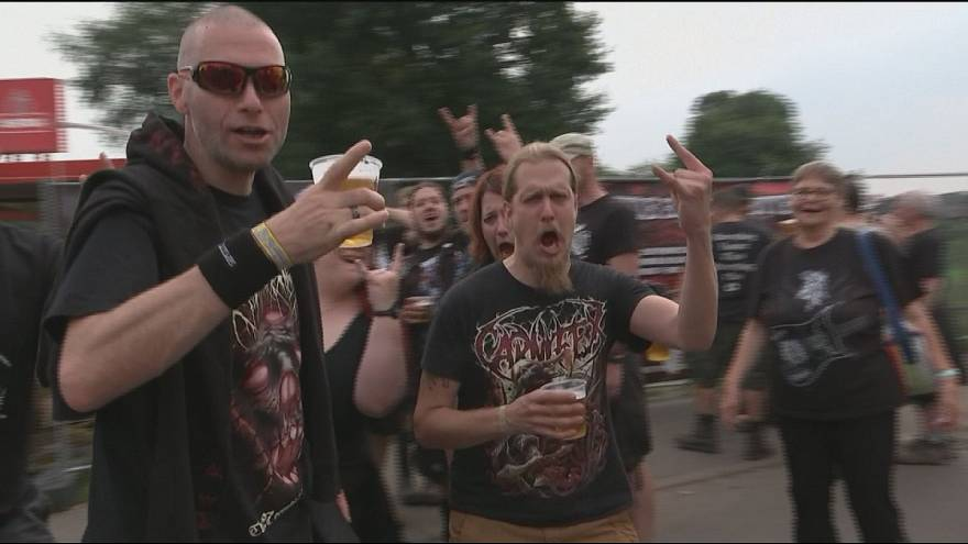 Wacken es la capital mundial del heavy metal