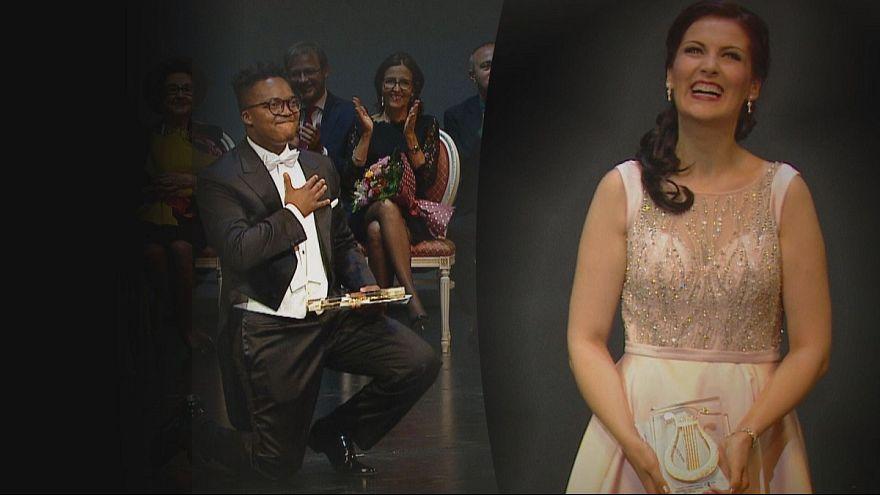 Αστάνα: Οι νικητές του 25ου διαγωνισμού λυρικού τραγουδιού Operalia