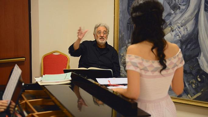 Plácido Domingo discusses his world famous opera competition, Operalia