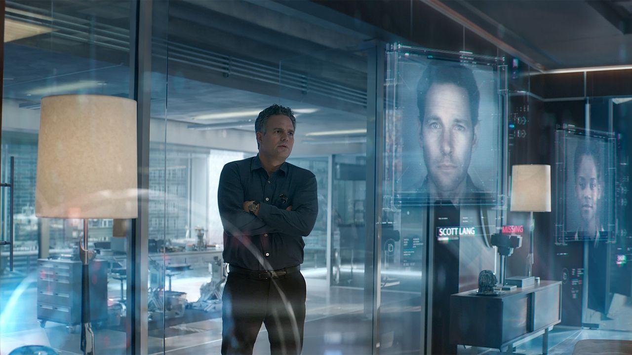 Image: Mark Ruffalo appears as Bruce Banner