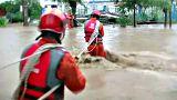 أمطار غزيرة تكبد الصين خسائر كبيرة