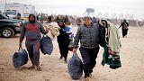 لاجئون سوريون يتعرضون للإذلال من قبل الجيش التركي