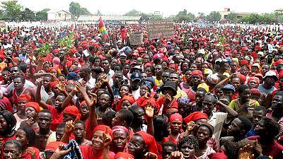 Togo : des milliers de partisans de l'opposition dans les rues de Lomé