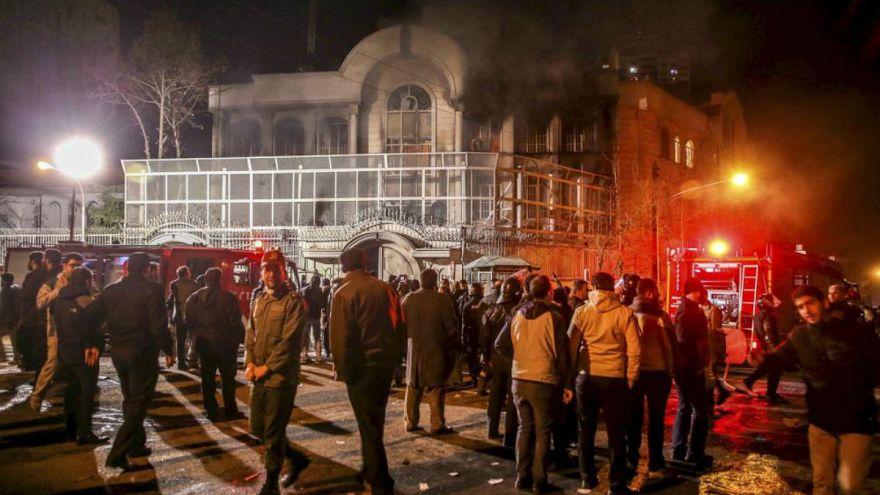 السعودية تتهم إيران بالمماطلة في التحقيقات حول اقتحام سفارة المملكة
